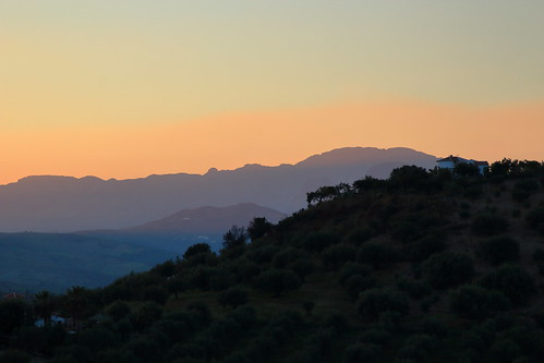 Evening in Andalusia