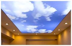 Transparentne i podświetlane sufity6