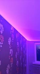 Transparentne i podświetlane sufity10