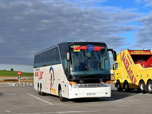 Setra S417 HDH de Mundobus