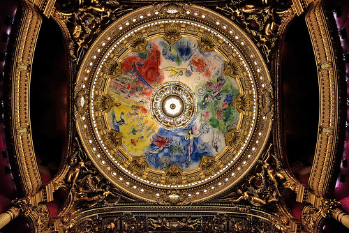 Marc Chagall's Dome