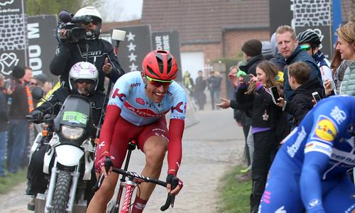 Paris-Roubaix 2019: n°51 Nils Politt (Ger) Team Katusha Alpecin