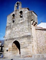 Iglesia parroquial de Nuestra Señora de la Asunción en Valverde del Fresno (Valverdi du Fresnu) 2