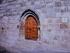 Iglesia parroquial de la Asunción en Eljas / As Ellas.