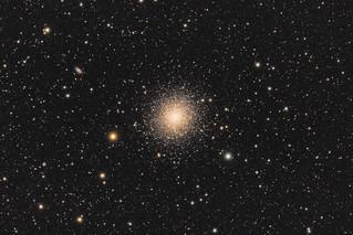 武仙座球状星团M13