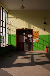 Chojna (dworzec  główny)