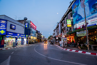 Street in City of Chiangmai