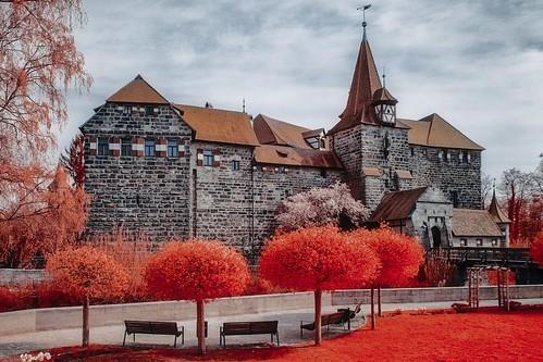Lauf Castle (Saint Wenceslas' Chateau)