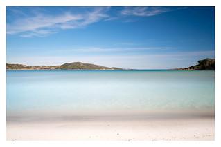 Cala Brandinchi beach, Sardinia