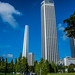 2019 - Singapore - Civilian War Memorial + Swissôtel The Stamford