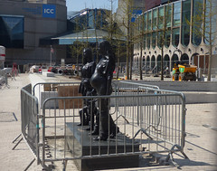 Return of A Real Birmingham Family to Centenary Square