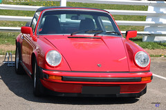 Porsche 911 typeG Targa - Photo of Quatzenheim