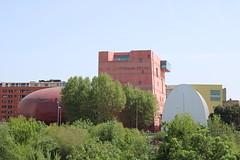 Passerelle et théâtre de Perpignan - Photo of Rivesaltes