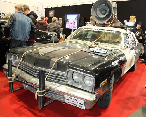 [Blues Brothers] Dodge Monaco 'Bluesmobile'