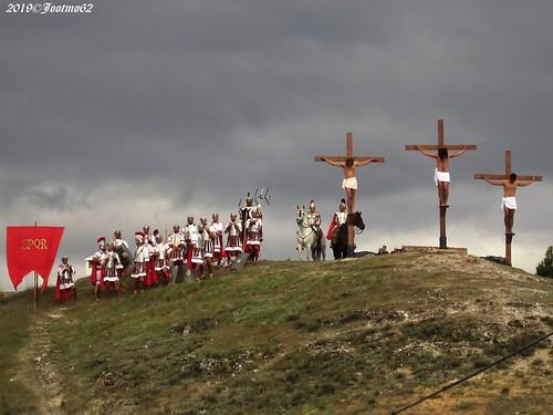 Semana Santa Viviente de Cuevas del Campo