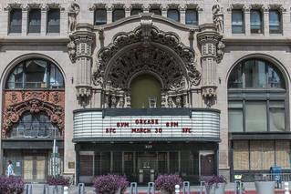 The Million Dollar Theater, 307 S. Broadway, Los Angeles