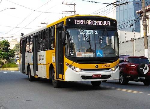 City Transporte Urbano Intermodal Ltda. 3 2744