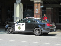 Albany County Sheriff Ford Police Interceptor