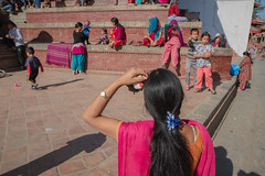 Kathmandu, Nepal, 2013 Digital