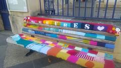 Yarn bombing, Sèvres