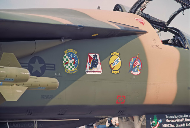 F-111F - 70-390 'Miss Liberty II' - 48th TFW, RAF Lakenheath