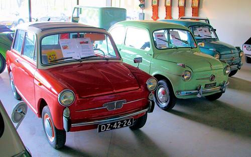 Autobianchi & Fiat