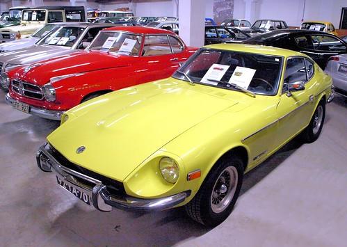 1973 Datsun 240Z Sport ( Nissan )