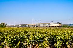 30 septembre 2011 BB 9327 Train 866865 Bordeaux -> Agen Preignac (33) - Photo of Saint-Macaire