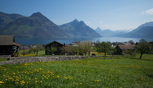 swiss country life