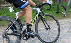 Paris-Roubaix 2019: n°81  Matteo Trentin (ITA) Michelton-Scott