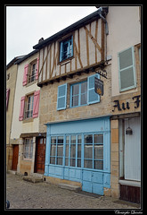 Langres - Boulangerie Henry IV - Photo of Saint-Vallier-sur-Marne
