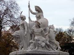 GOC London Public Art 2 160: Albert Memorial (America)