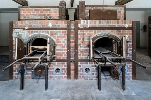 Crematorium Ovens - Dachau