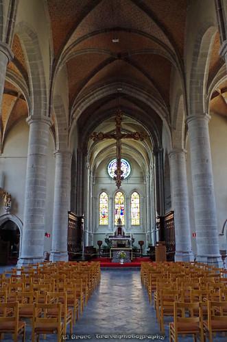 Collégiale Saints-Pierre-et-Paul Chimay