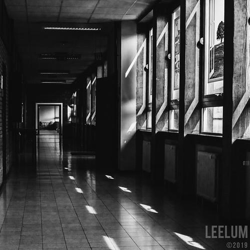 Corridor | Université de Mons