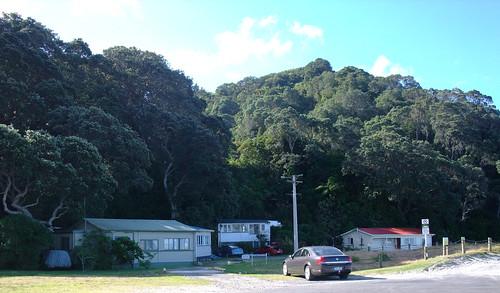 Waihi Beach Historic cabins