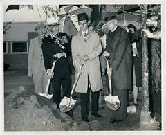 Veterans Administration Hospital Tree Planting