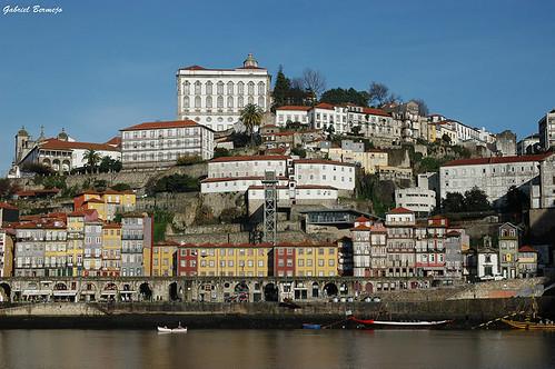 Casas junto al Duero - Oporto