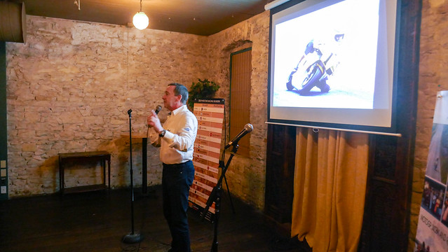 Friday opening dinner with Freddie Spencer