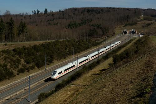 DB 407 517 Tunnel de Saverne 28.03.2019