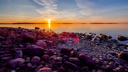 Sunrise I, Skatanniemi, East-Helsinki ☀️☀️