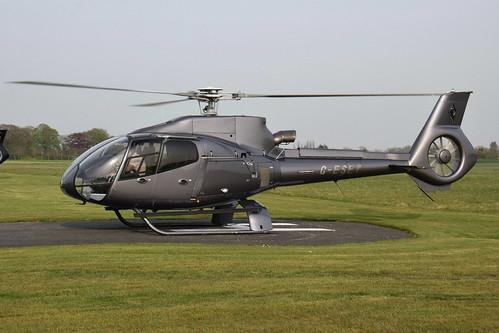 G-ESET Eurocopter EC130B4