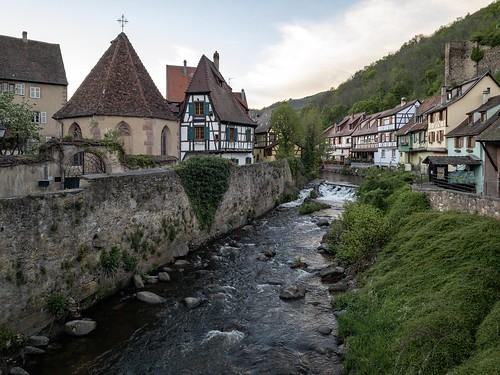Kaysersberg (Haut-Rhin,Alsace, France)