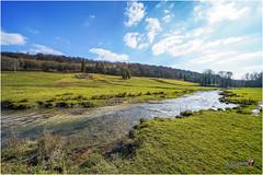 La vallée du Brévon Rochefort