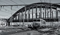 Locomotive égarée