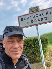 Seraucourt le Grand, Frankreich - Photo of Happencourt