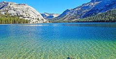 Pristine Water and Air, Tenaya Lake, Yosemite 2018