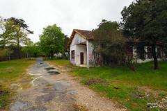 Urbex Le sanatorium du Moutchic