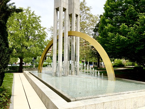 Geneva - 26 Avenue du Bois-de-la-Chapelle Fountain | Onex, GE