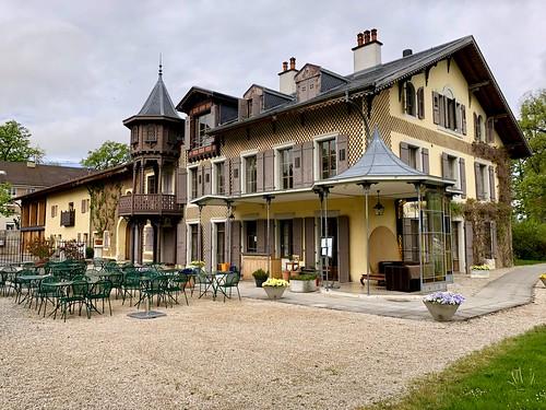 Geneva - 24 Equestrian Center Restaurant | Onex, GE